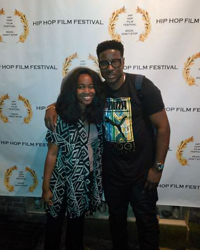 With Play at the Hip-Hop Film Festival